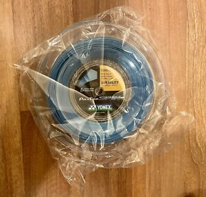 Yonex Poly Tour Spin 17 Reel (1.20mm Tennis String 120) Blue Full 200m 656ft New