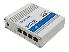 TELTONIKA Industrial VPN WiFi Router RUTX10, UK version