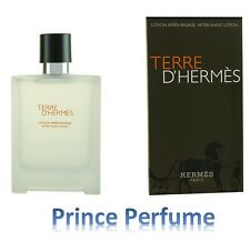 TERRE D'HERMES AFTER SHAVE LOTION  - 100 ml