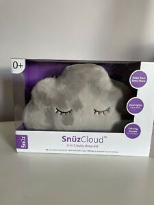 SnuzCloud 3-in- 1 Baby Sleep Aid