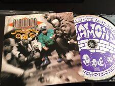Diamond* And The Psychotic Neurotics – Stunts, Blunts, & Hip Hop CD ALBUM