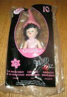 2008 Madame Alexander Wizard of Oz Doll McDonalds Toy Lullaby Munchkin #10