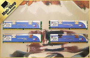 Kingston - DDR2SDRAM Kit 4 GB (2x2GB) KHX6400D2/2G – PC26400 – Gewährleistung!