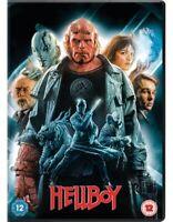 Nuevo Hellboy DVD