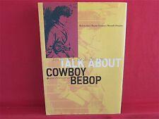 Talk About Cowboy Bebop illustration art book