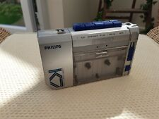 Philips k7 D6610 Vintage Personal Stereo Cassette Tape Player 1982