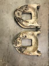 1970-up AMC AMX Javelin Gremlin Hornet Matador Upper Control Arms Pair