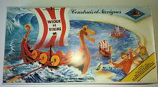 piéce très rare WICKIE VICKIE LE VIKING bateau DRAKKAR maquette avec moteur TF1