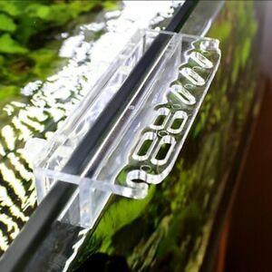 New Aquarium Plant Tools Storage Rack Acrylic Holder for Tweezer Scraper Scissor
