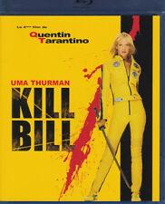 BLU RAY - KILL BILL - QUENTIN TARANTINO - UMA THURMAN