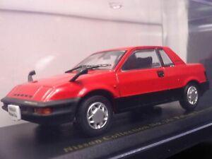 Nissan Fairlady 280Z 2by2 1978 1//43 Scale Box Mini Car Display Diecast