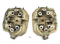 Moto Guzzi California 3 - Zylinderkopf rechts + links Einlass 41 Auslass 36