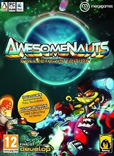 Awesomenauts: Special Edition (PC DVD) BRAND NEW SEALED