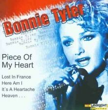 Bonnie Tyler Piece of my heart (compilation, 16 tracks, 1977-79) [CD]