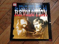 il était une fois la révolution BO 33 t film de sergio léone ennio morricone RCA