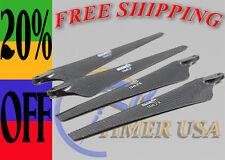 1Pair 15x5.2 Folding Carbon Fiber CW CCW Propeller DJI S800 Foldable RCTimer USA