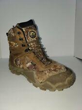 Red Wing Irish Setter Hunting Boots Camo Vaprtrek Primaloft 2873 Men's Size 11