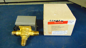 "Honeywell V4044A1001 Motorized Diverting Valve ""Never Been Installed"" S654y"