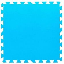 Bestway Paddling Swimming Pool Floor Protector Ground Cover 8 Sheets 50 x 50cm