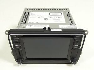 VW Bus T6 Composition Media Radio CD SD Bluetooth aus Neuwagen 5K7035200L /60278