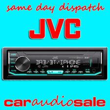 JVC KD X451DBT MP3 USB DAB BLUETOOTH IPOD IPHONE ANDROID CHEAP CAR VAN STEREO