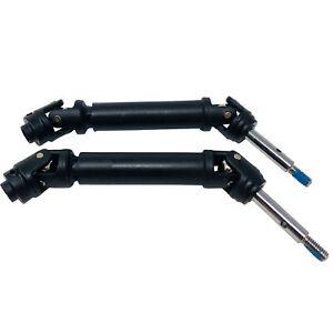 Traxxas 6852X Heavy-Duty Rear Driveshafts x 2 (Slash 4x4 - Stampede 4x4) NEW