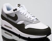 Nike Air Max 90/1 Men's Lifestyle Shoes White Cargo Khaki Sneakers AJ7695-107