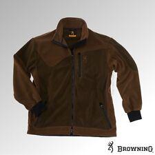 Browning Jacket Powerfleece One Zippin Jacket Green/Brown (30497939xx)