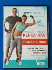 POLACCO DVD Fitness plaski brzuch K. kepka SZ. GAS