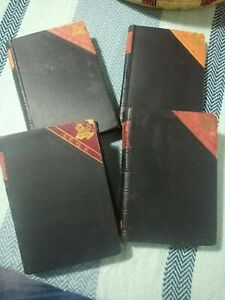 4 Rari Libri Antichi Ventennio Fascista Mussolini letteratura