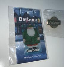 More details for barbour limited edition badges