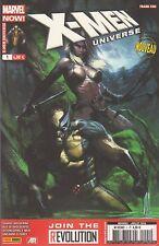X-MEN UNIVERSE N° 1 Marvel France 4ème série PANINI comics