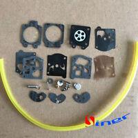 K10-WAT Carburetor Carb Kit For WT-160B WT-492A WT-327 FS36 FS40 FS44 FS52 carb