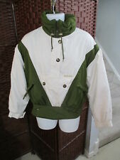 VTG Women's SunIce Pullover Ski Jacket Coat Size 10 Snow Aces Sun Ice