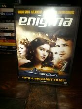 Enigma DVD   Dougray Scott Kate Winslet Historical Drama RARE & OOP