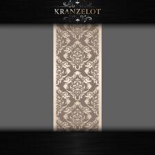 Türtapete Türfolie Türposter selbstklebend Türaufkleber Barock braun gold TT0005