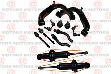 For Nissan Xterra 05-12 Strut Assembly Control Arms Rack Ends Sway Bar Linkages