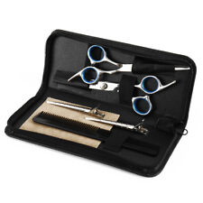 Pro 6PCS Hair Cutting Thinning Scissors Hairdressing Tool for Stylist Set CA