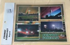 Boston Globe Boston Red Sox Fenway Park Fenway Forecast Magnet Set NIP