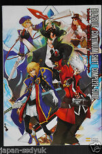BlazBlue Continuum Shift Complete Guide 2010 Japan book