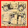 '42 JEEP WILLYS Military Vehicle Patent-WWII GP GPW 626
