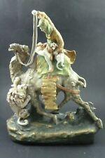 Imperial Amphora Turn Austria Figur um 1900