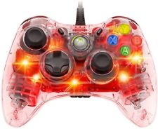 PDP Afterglow Wired Controller for Xbox 360 - Red (PL-3602R) - FREE SHIPPING ™