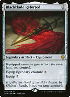 Blackblade Reforged Dominaria NM/M Rare - Commander Equipment Legendary Artifact