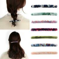 Girls Barrettes  Hairgrips Hair Clips Hairpins  Acetic Acid  Long Sticks