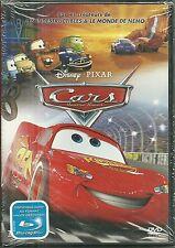 DVD - WALT DISNEY : CARS / NEUF EMBALLE