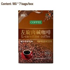L-carnitine Instant Coffee Powder  For Weight Loss Sweet Scent & Good Taste