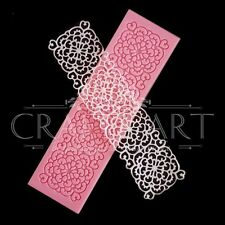Silicone Lace Mold Mould Fondant Sugar Craft Cake Decorating Tools Decoupage M1