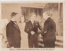 "Scene from ""The Two Mrs. Carrolls"" 1947 - Vintage Movie Still"
