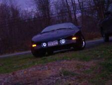 White Halo fog lights lamps For 1998-2002 Pontiac Trans Am Transam angel eyes